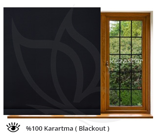 %100 Karartma Blackout